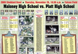 Rivalry Week Project - Maloney vs. Platt High School